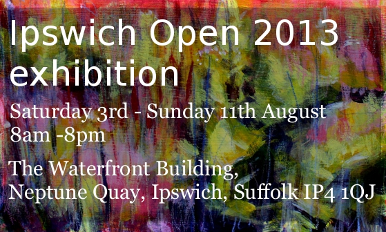 Ipswich Open Exhibition 2013