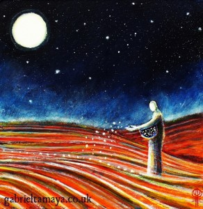 Sowing Dreams By The Moon