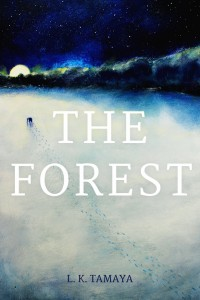 The Forest Book cover art by Gabriel Tamaya